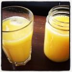 Magic Orange Juice