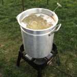 How to Deep-Fry a Turkey