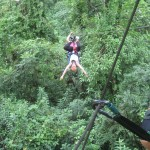 Day 2: Canopy Tour + Spa