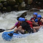 Day 3: White-Water Rafting